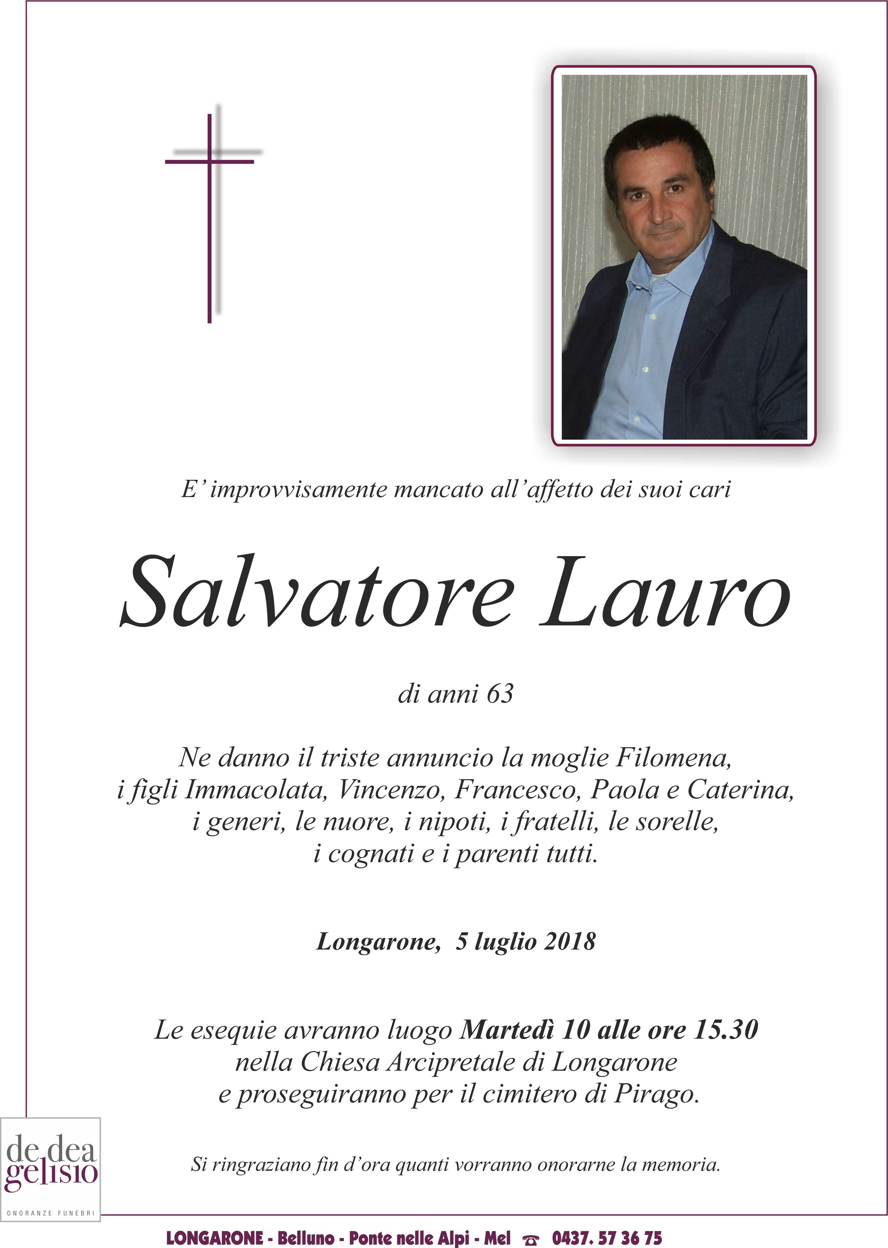 Lauro Salvatore